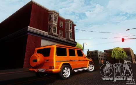 New Graphic by musha v3.0 für GTA San Andreas dritten Screenshot
