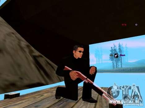 Ice Weapon Pack für GTA San Andreas achten Screenshot