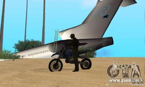 Lost Island pour GTA San Andreas cinquième écran