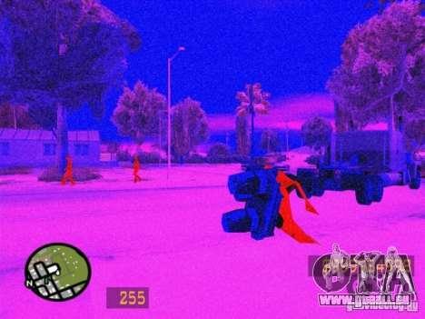 Un peu comme le Counter Strike pour GTA San Andr pour GTA San Andreas cinquième écran