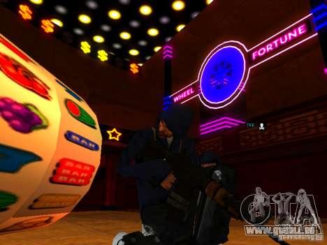 New Weapons für GTA San Andreas fünften Screenshot
