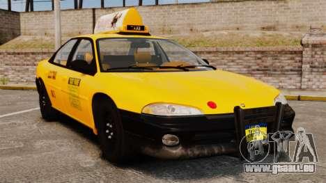 Dodge Intrepid 1993 Taxi für GTA 4