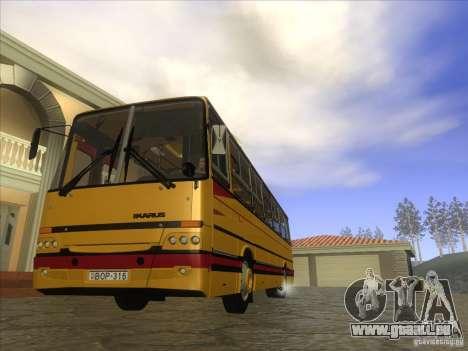 Ikarus 260 32P pour GTA San Andreas