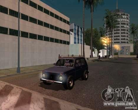 VAZ 21213 Offroad für GTA San Andreas rechten Ansicht