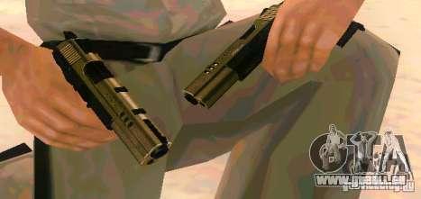 Weapon Pack v 5.0 für GTA San Andreas