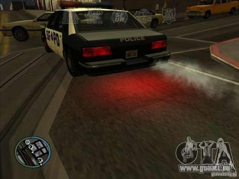 GTA IV LIGHTS pour GTA San Andreas quatrième écran