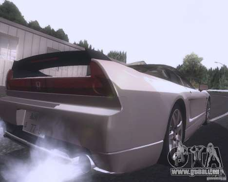Honda NSX Japan Drift für GTA San Andreas rechten Ansicht