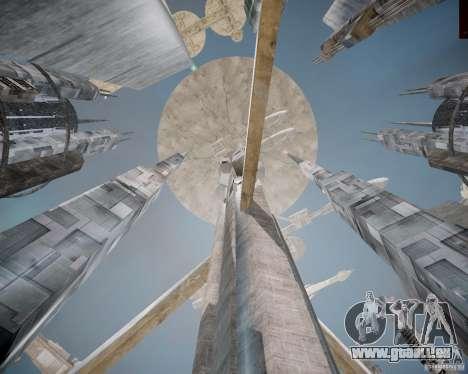 Stargate-Atlantis pour GTA 4 quatrième écran