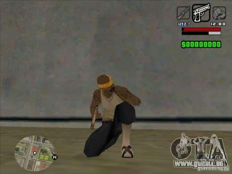 HUD by Alex für GTA San Andreas her Screenshot