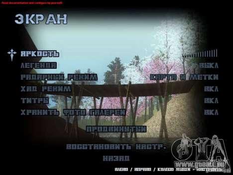 ENB v2 by Tinrion pour GTA San Andreas septième écran