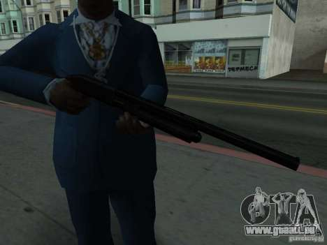 Remington 870 Action Express für GTA San Andreas dritten Screenshot