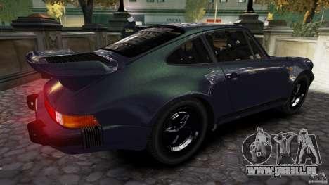 Porsche 911 1987 für GTA 4 linke Ansicht