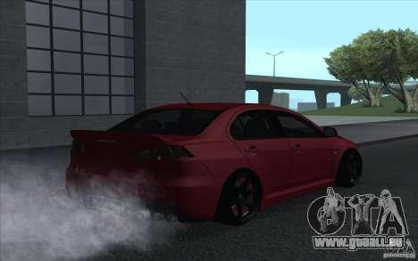 Proton Inspira Stance für GTA San Andreas rechten Ansicht