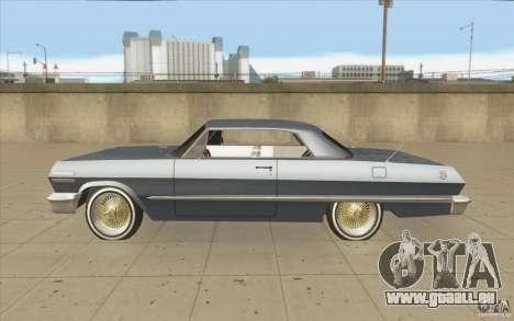 Voodoo pour GTA San Andreas laissé vue