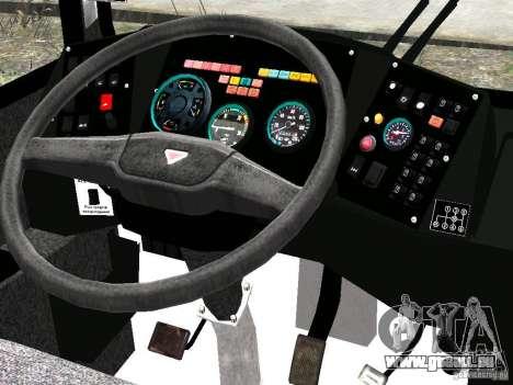 NefAZ-5299 10-15 für GTA 4 Unteransicht