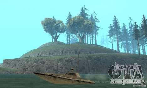 GTA III Ghost für GTA San Andreas Rückansicht