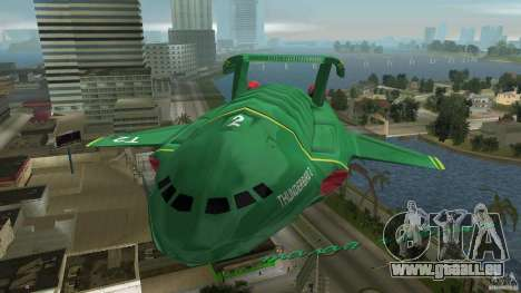 ThunderBird 2 pour GTA Vice City