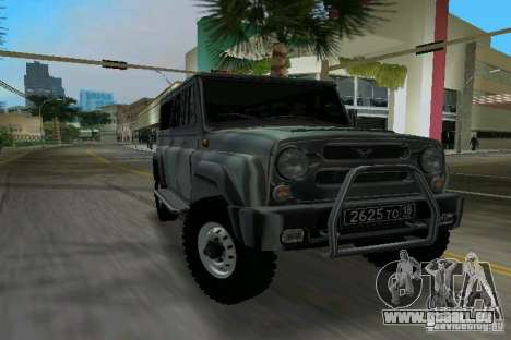 UAZ-3153 pour GTA Vice City