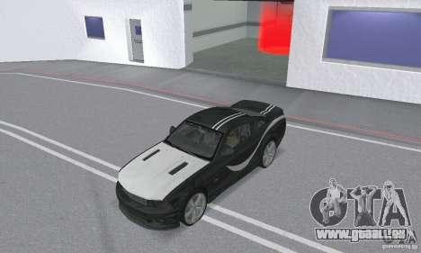 Saleen S281 Pack 2 pour GTA San Andreas sur la vue arrière gauche