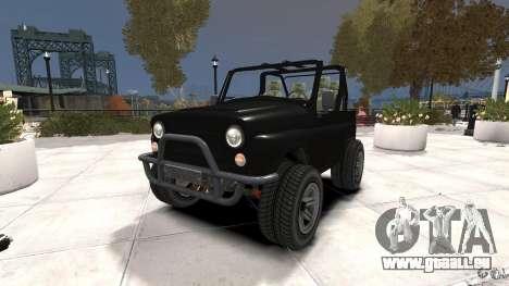 UAZ-3150 Varmint pour GTA 4