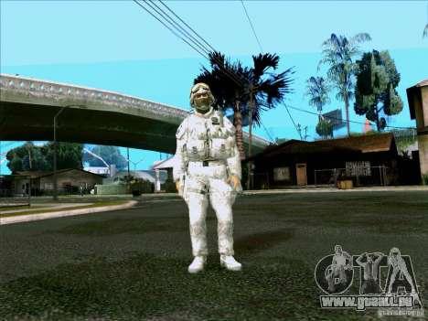 Électronique camouflage Morpeh pour GTA San Andreas