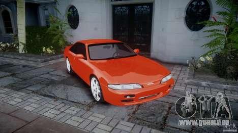 Nissan Silvia Ks 14 1994 v1.0 für GTA 4