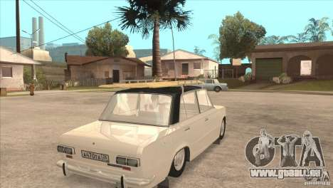 VAZ 2101 Dag pour GTA San Andreas laissé vue