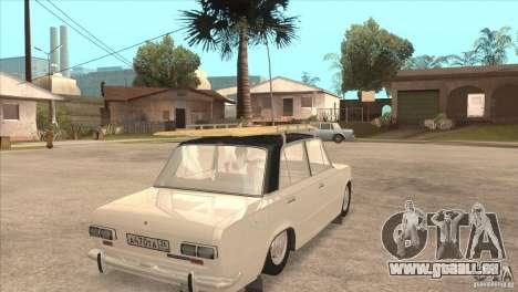 VAZ 2101 Dag für GTA San Andreas linke Ansicht