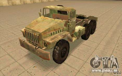 Oural-44202 pour GTA San Andreas
