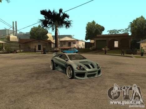 CyborX CD 10.0 XL GT v2.0 pour GTA San Andreas vue de droite