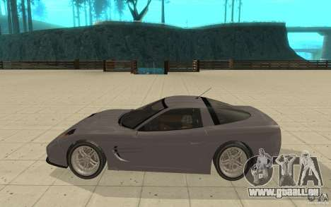 Kokett von GTA 4 für GTA San Andreas linke Ansicht