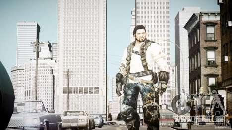 Jim Raynor pour GTA 4 quatrième écran
