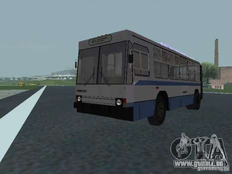 YUMZ T1 für GTA San Andreas