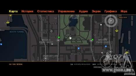 CG4 Radar Map für GTA 4 achten Screenshot