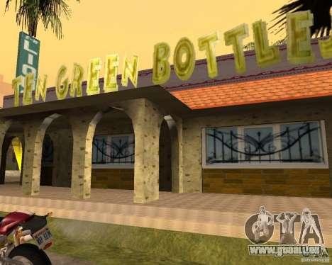 Eine neue Bar in Gantone für GTA San Andreas
