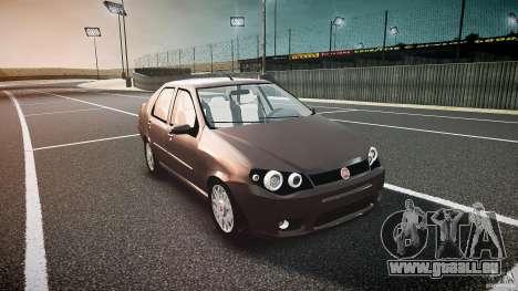 Fiat Albea Sole (Bug Fix) für GTA 4 rechte Ansicht