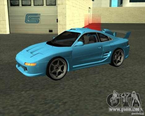Toyota MR2 1994 pour GTA San Andreas laissé vue