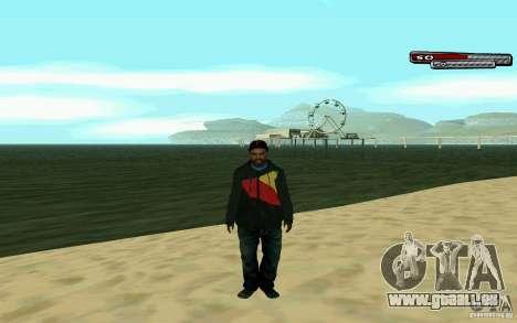 Drug Dealer HD Skin für GTA San Andreas fünften Screenshot