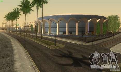 Ultra Real Graphic HD V1.0 pour GTA San Andreas cinquième écran