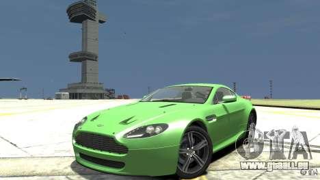 Aston Martin V8 Vantage N400 für GTA 4