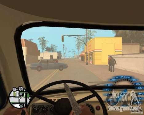 Normale Hände CJâ für GTA San Andreas fünften Screenshot