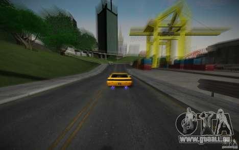 ENB Black Edition pour GTA San Andreas sixième écran