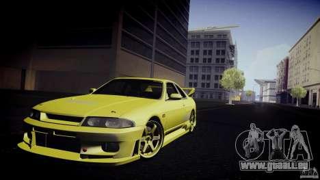 Nissan Skyline GTS R33 für GTA San Andreas