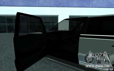 Huntley von GTA 4 für GTA San Andreas Rückansicht