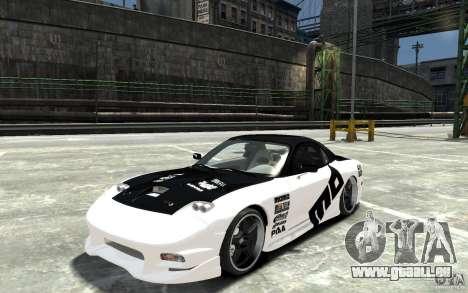 Mazda RX-7 pour GTA 4