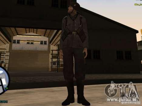 Unteroficer de la Wehrmacht pour GTA San Andreas deuxième écran