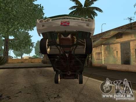 Mercury Park Lane Lowrider pour GTA San Andreas vue intérieure