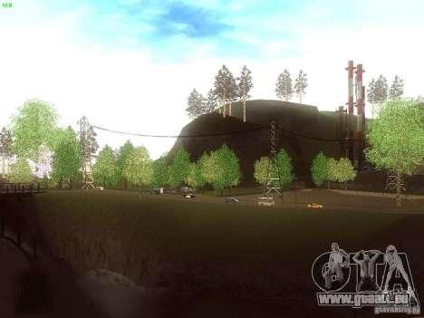 Spring Season v2 pour GTA San Andreas septième écran