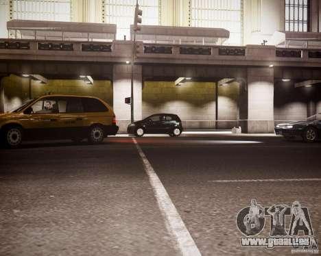 Volkswagen Fox 2011 pour GTA 4 Salon