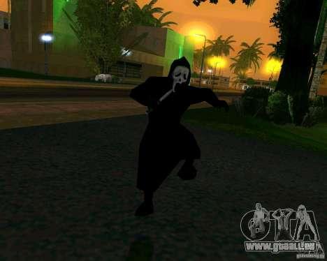 Schrei (Schrei) für GTA San Andreas
